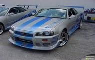 Nissan Skyline Fast & Furious