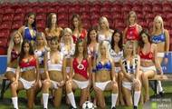 piękna drużyna marzeń piłki nożnej