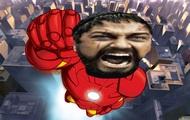 Leonidas Iron Man