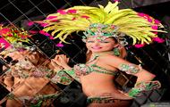 Tancerka samby - Afro Carnaval! Karnawał 2012!