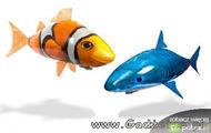 Zdalnie sterowane ryby :)