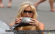 Złota zasada Paris Hilton