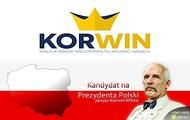 Janusz Korwin-Mikke - Kandydat na prezydenta Polski 2015