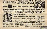 Uważaj na Marihuanę!