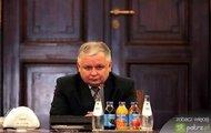 Kaczyński na kacu
