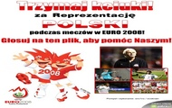 pomóż reprezentacji Polski na EURO 2008