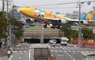 samolot z pokemonami xD
