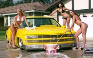 mycie samochódu to jest to xd