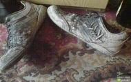 moje buty po andrzejkach