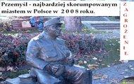 Maritus Przemysl miasto korupcji bagna i szamba