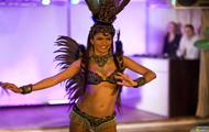 Pokaz Samby Brazylijskiej - tancerka Afro Carnaval