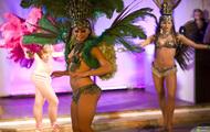 Pokaz Samby Brazylijskiej - tancerka Afro Carnaval 1