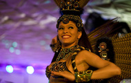 Sexy Samba! Tancerka Afro Carnaval