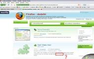 Mozilla, widac ze informatycy...