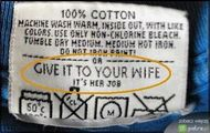 jak prać koszule