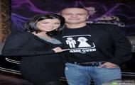 Kasia Cichopek i Marcin Chakiel - tania bluzka Marcina