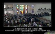 Chodzenie do kościoła siuks24