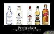 Polska Szkoła-wódka
