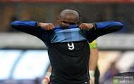 Etoo Samuel Fils zdjęcia Inter Milan