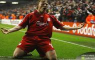 Dirk Kuyt gol Liverpool