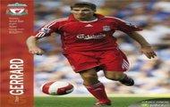 Liverpool tapety Steven Gerrard George