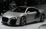 Audi R8 V12 TDi tuning