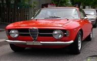 zdjęcia Alfa Romeo Giulia Sprint