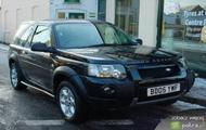 Land Rover Freelander 1.8 Softback dane techniczne