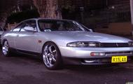 dane techniczne Nissan Skyline GTS