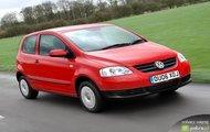 Volkswagen Fox 1.2i tuning