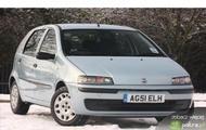 Fiat Punto 1.2 16v ELX Speedgear tuning