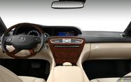 zdjęcia Mercedes-Benz CL 600 Coupe