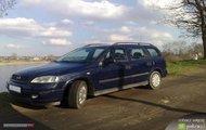 Opel Astra 1.7 DTI 16V tuning