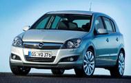 Opel Astra 1.7 CDTI ECOTEC dane techniczne