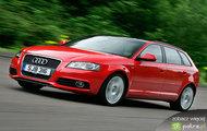dane techniczne Audi A3 Sportback 1.6