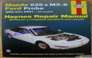 Mazda 626 2.5 V6 Hatchback zdjęcia