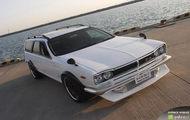 Nissan Skyline 2.0 GTS dane techniczne