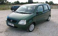 Opel Agila 1.2 Automatic