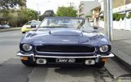 Aston Martin V8 Vantage Volante tuning