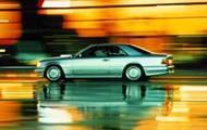 Mercedes-Benz E 36 AMG Coupé dane techniczne