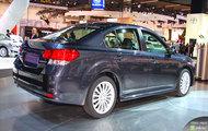 dane techniczne Subaru R2 R AWD CVT