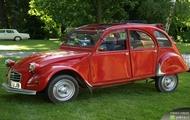 Citroën 2CV Special