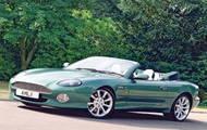 tuning Aston Martin DB7 Vantage Volante Automatic