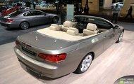 BMW 335i Cabrio zdjęcia