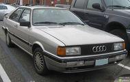 zdjęcia Audi Coupé GT Automatic