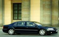 galeria Volkswagen Phaeton W12 4Motion LWB
