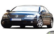 dane techniczne Volkswagen Phaeton W12 4Motion LWB
