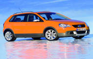 galeria Volkswagen CrossPolo 1.6 16v