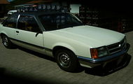 Opel Commodore Berlina