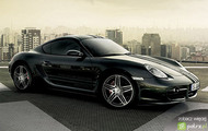Porsche Cayman S tuning